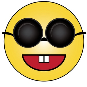 300x300 Happy face smiley face happy smiling face clip art