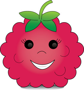 281x300 Raspberry Clipart Image