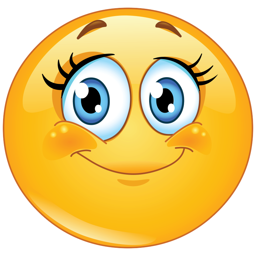 843x843 Smiling Face PNG Transparent Image PNG Arts