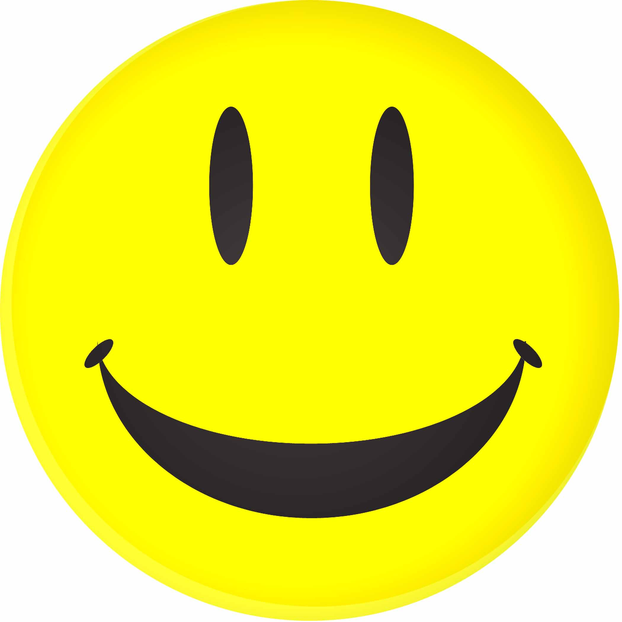 2100x2100 Cute Smiling Face Clipart