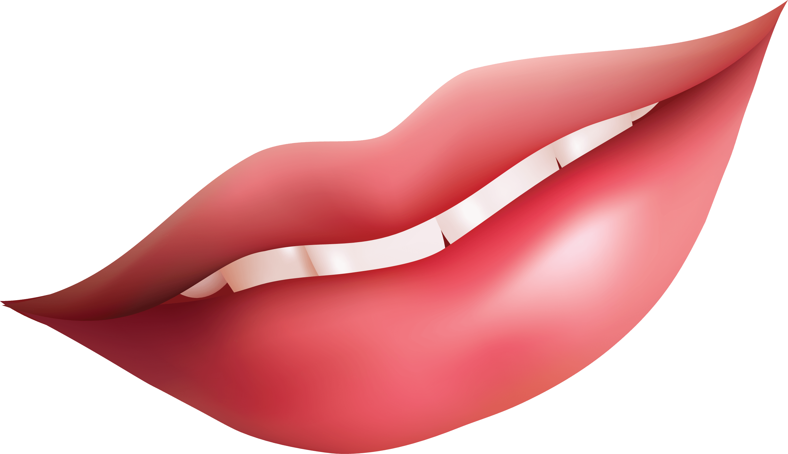 2755x1588 Pink Mouth Cliparts 244859