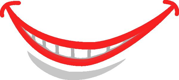 600x270 Smile Mouth Teeth Clip Art