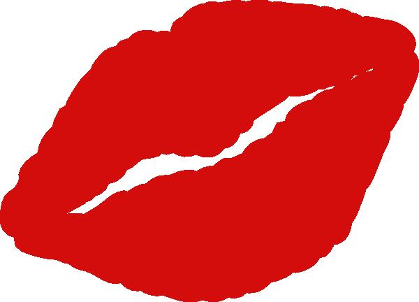 600x432 Clipart Kiss Lip