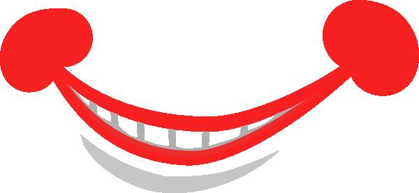 600x277 Nice Smile Clip Art