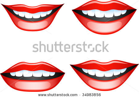450x317 Smile Mouth Teeth Clip Art Clipart Panda