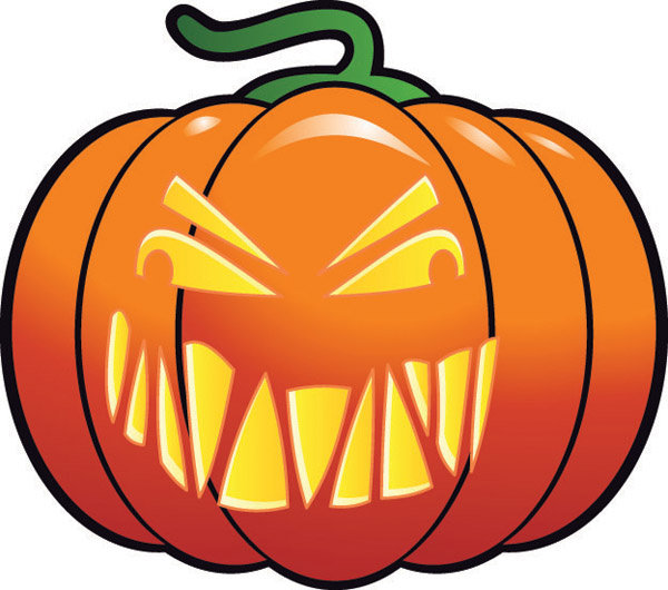 600x530 Free halloween pumpkin vectors graphics free vector download