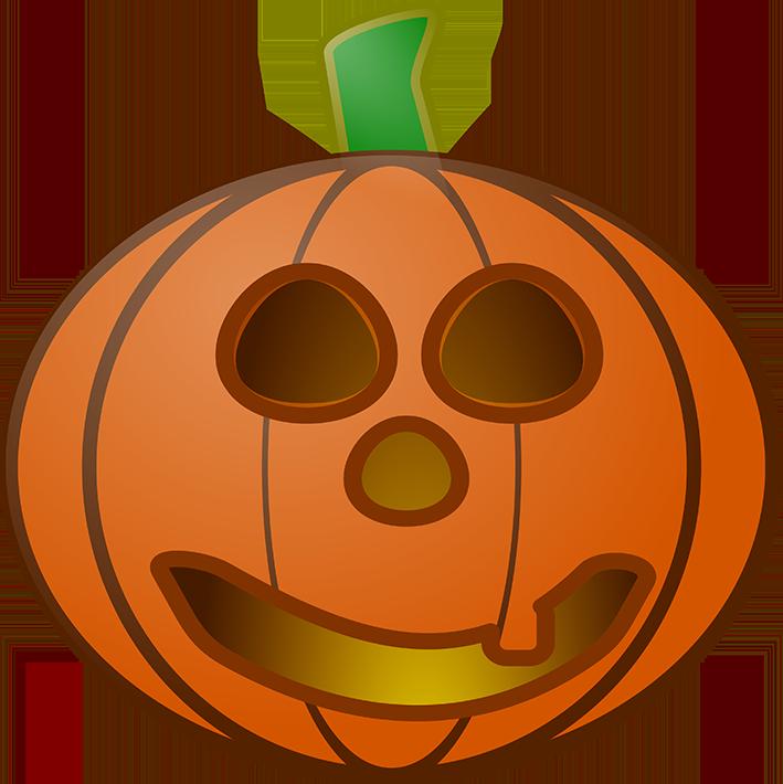 709x710 Happy Halloween Clipart