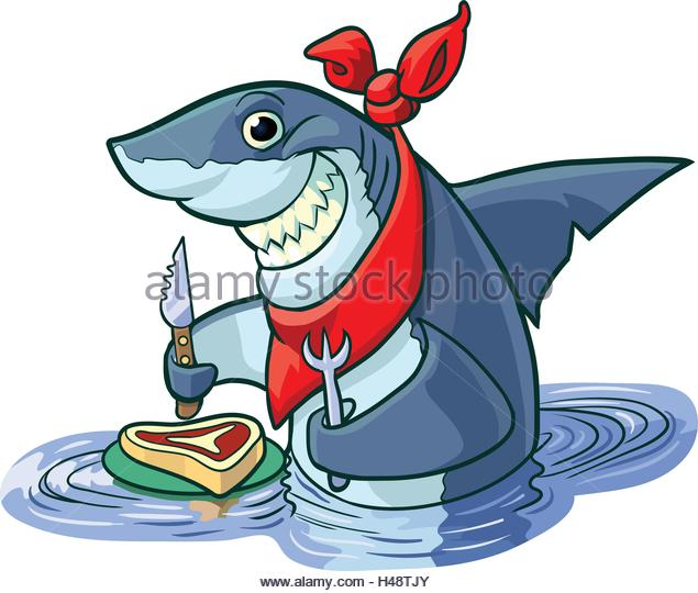 635x540 Illustration Shark Smiling Stock Photos Amp Illustration Shark