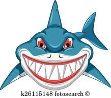 218x194 Angry Shark Clip Art Royalty Free. 646 Angry Shark Clipart Vector