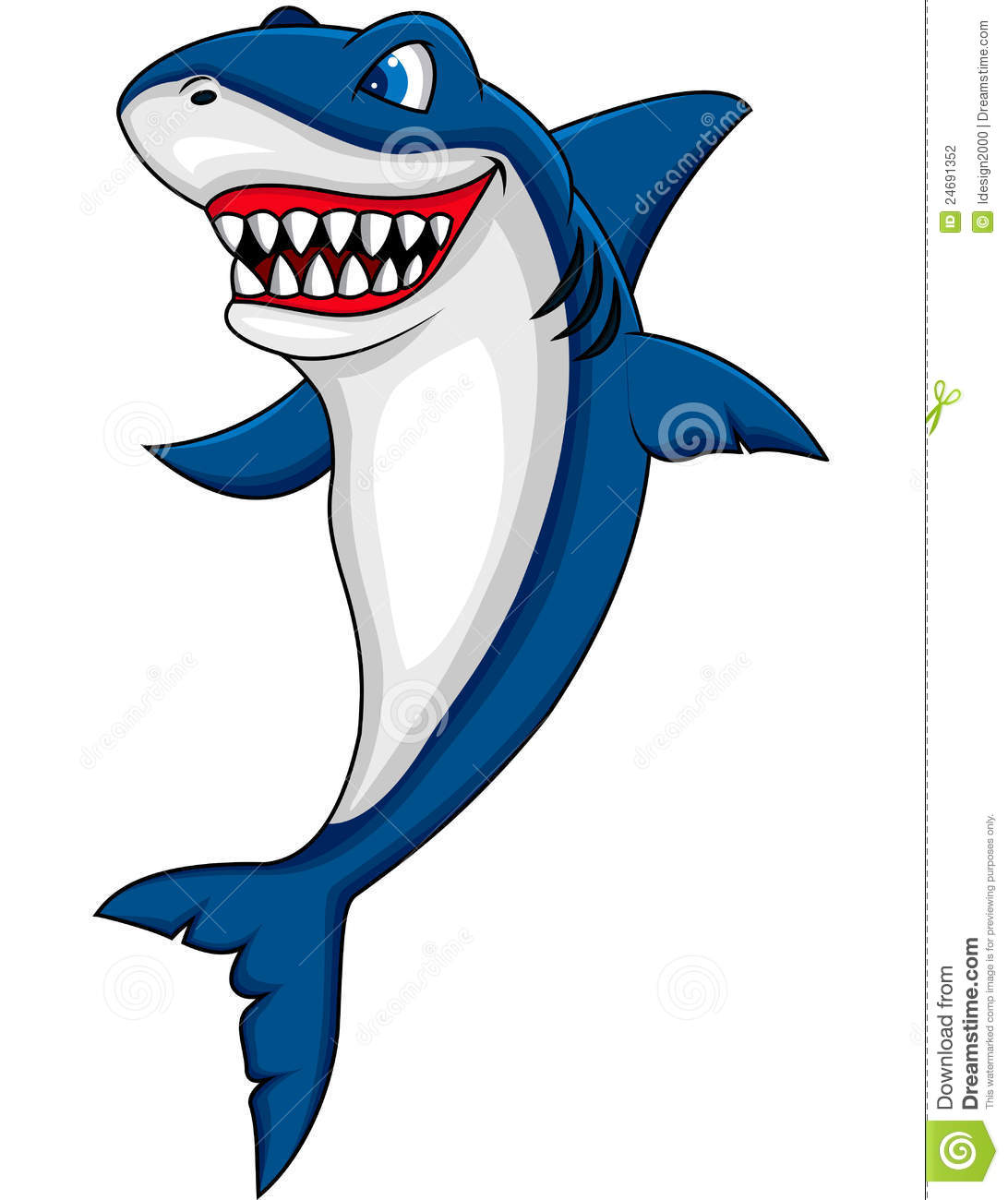 1092x1300 Shark Clipart Friendly Shark