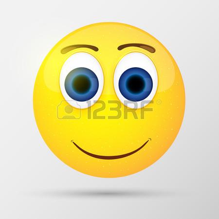 450x450 Cute Smiling Emoticon, Emoji, Smiley Royalty Free Cliparts