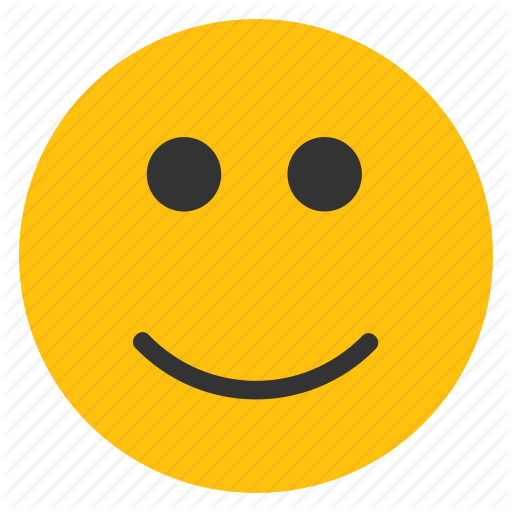 512x512 Emoticons, Happy Smiley, Smile, Smiley, Smiling Face Icon Icon