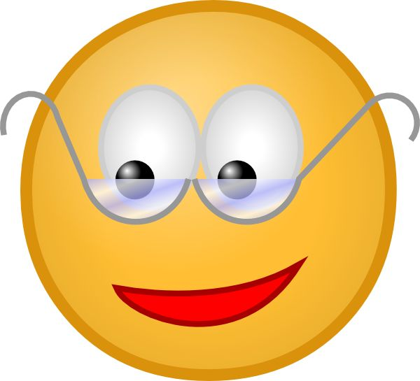 600x545 Smiley Clipart Animated Smiling Faces