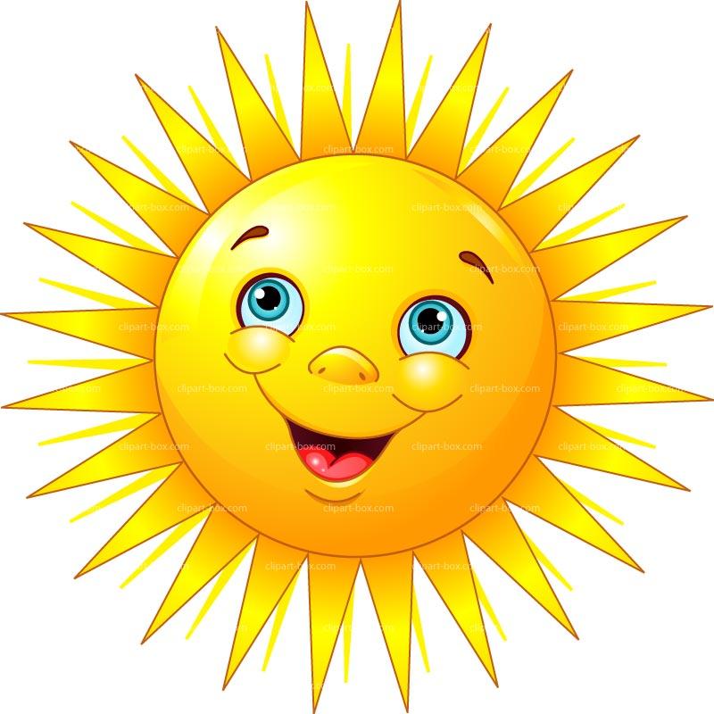 800x800 Clip Art Smiling Sun Clipart