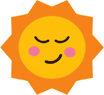 340x311 Smiling Sun Clipart Free Images 2