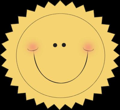 400x368 Sun Clip Art