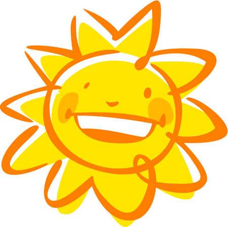 450x448 Best Smiling Sun Images
