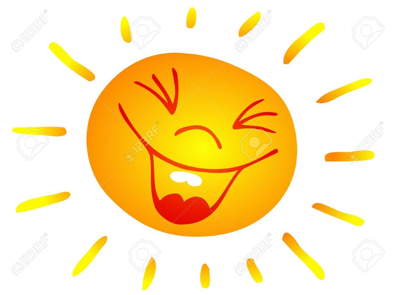 1300x970 Best Smiling Sun Images