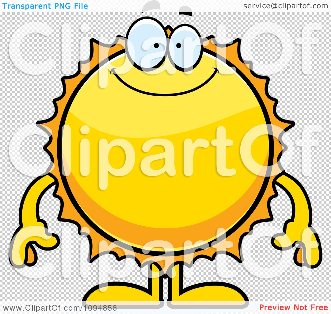 1080x1024 Clipart Smiling Sun