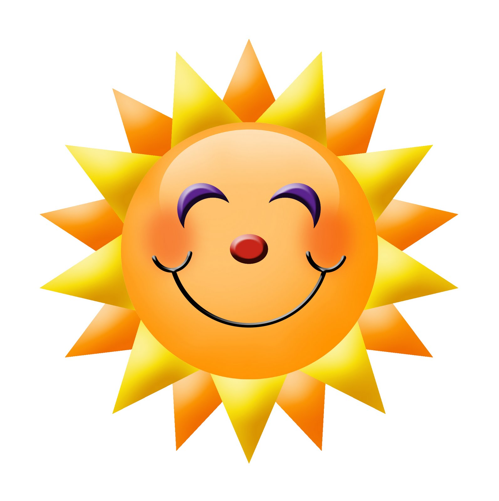 1593x1600 Free Good Morning Sun Clipart Image