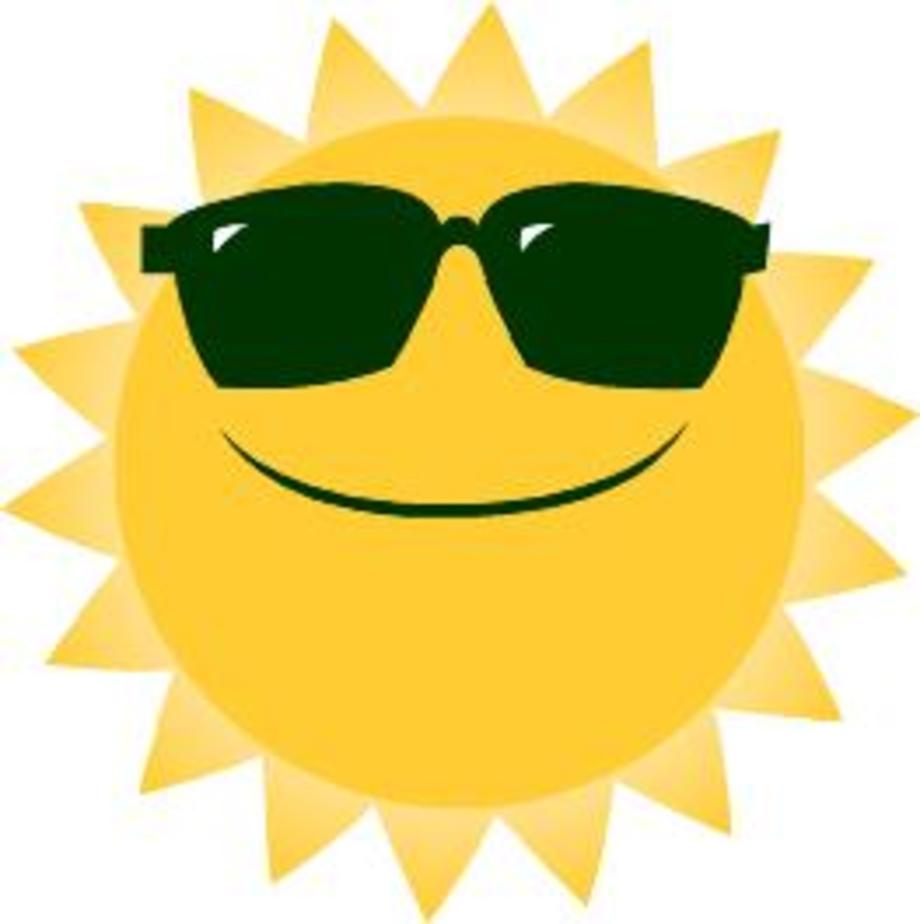 920x924 Sunshine Smiling Sun Clipart Free Images