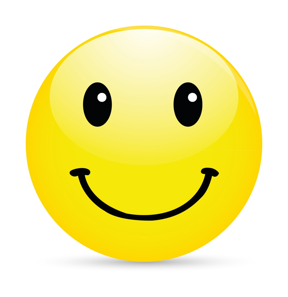 992x1024 Smiley Face Transparent Background Clipart