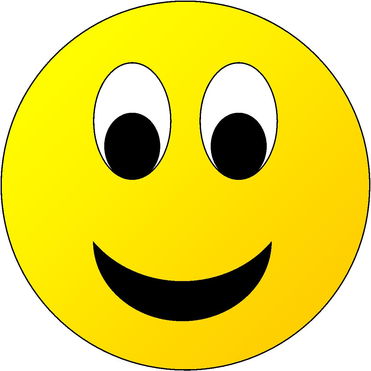1185x1184 Laughing Smiley Face Clip Art Free Clipart Images