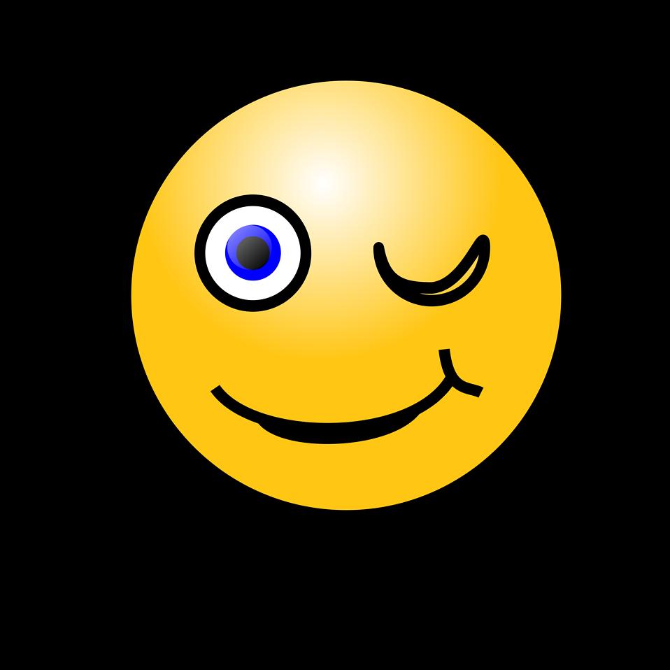 958x958 Smiley Clipart Transparent