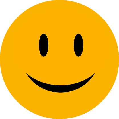 418x418 Png Smiling Face Transparent Smiling Face.png Images. Pluspng