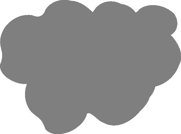 600x445 Grey Smoke Clip Art