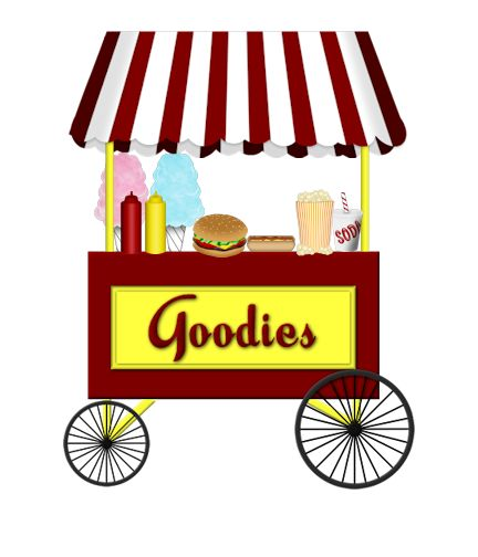 Snack Food Clipart