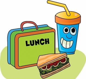 339x310 School Snack Time Clipart