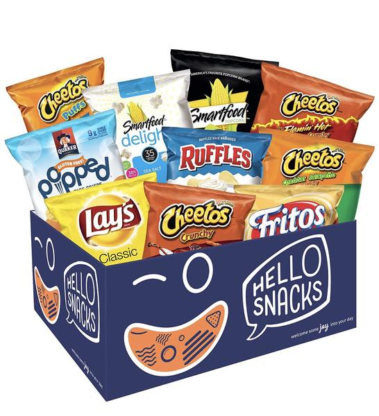 546x600 Gluten Free Snack Pack Icare Gifting Solutions, Llc.