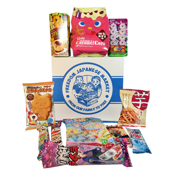 350x350 Japanese Candy And Snack Subscription Box Freedom Japanese Market