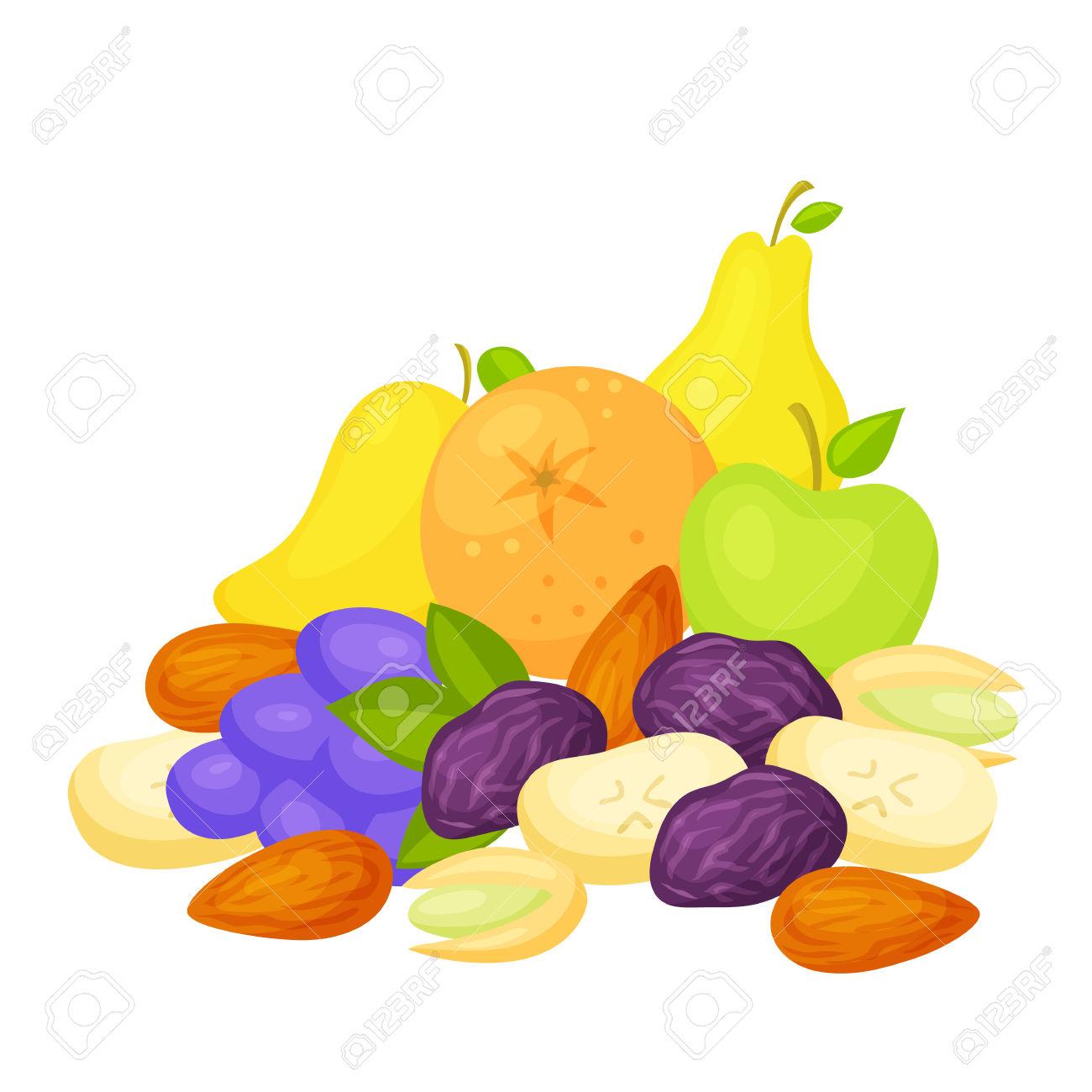 1300x1300 Snack Clipart Fresh Fruit