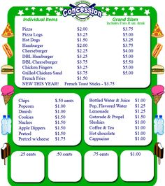 236x266 Concession Stand Food Ideas Menu, Concession Stand Food And Snacks