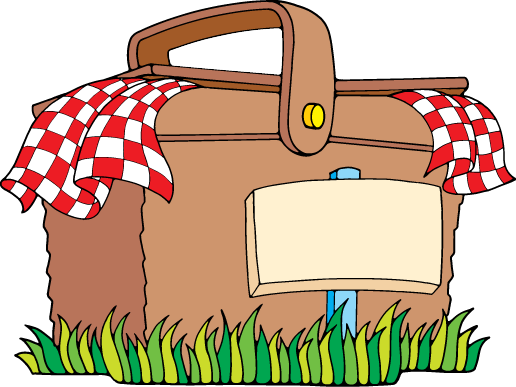 516x387 Picnic clipart snack time