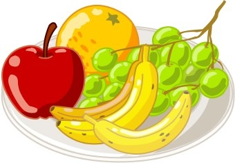 340x236 Snack Time Clip Art
