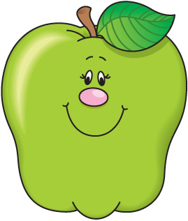269x317 Vegetable clipart snack time