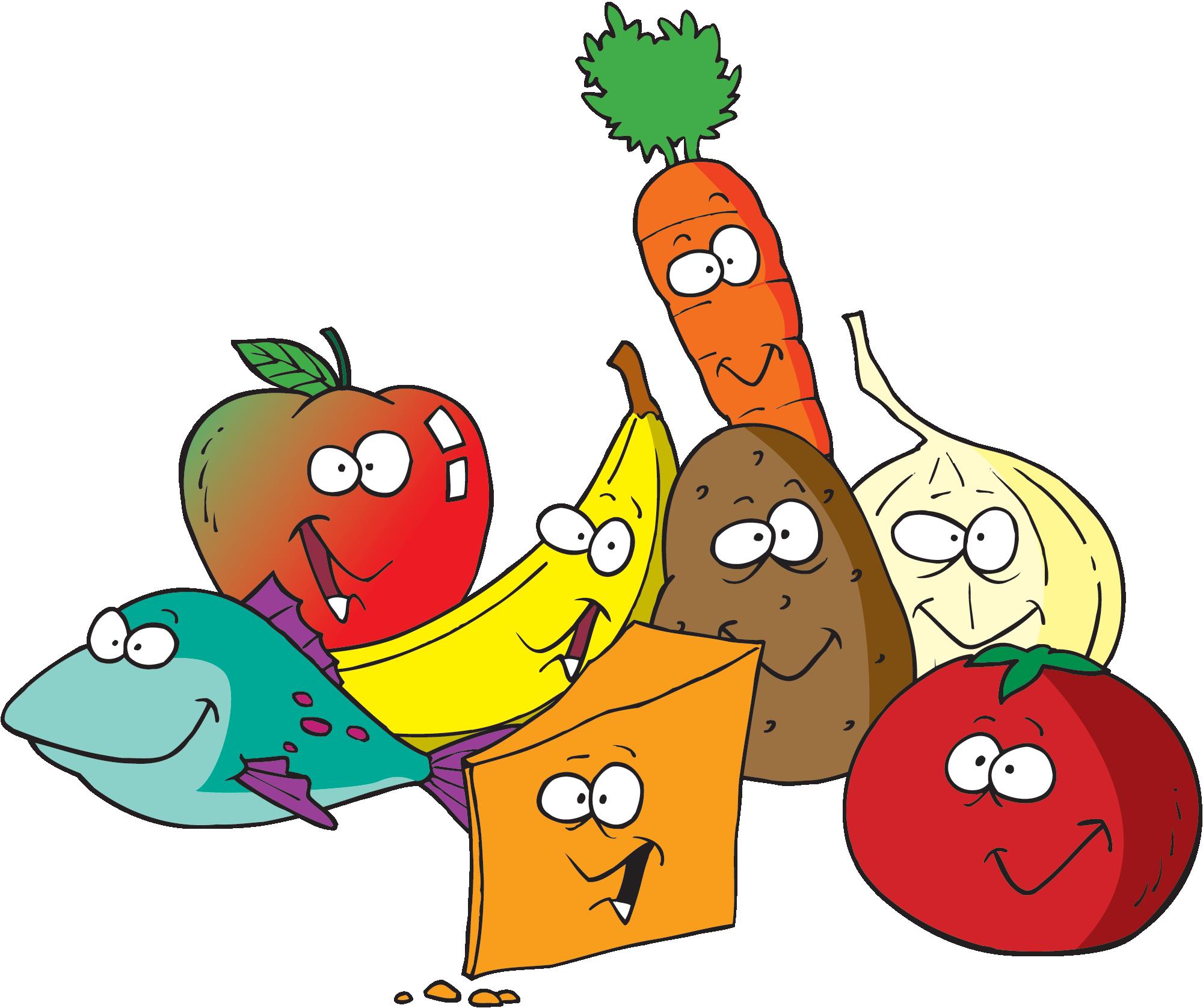 Snacks Cartoon | Free download best Snacks Cartoon on