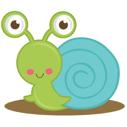 Snail Clipart Free
