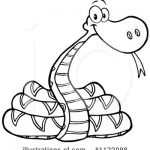 150x150 Snake Black And White Clipart