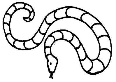 398x281 Snake Black And White Phobia Clipart Free Clipart Images