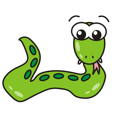 500x500 Snake clipart free download clip art on