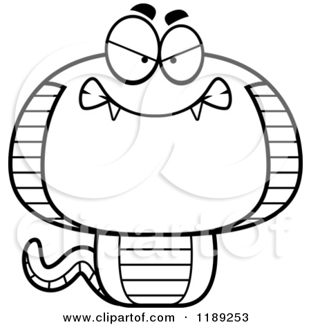 450x470 Cobra Clipart Black And White Clipart Panda