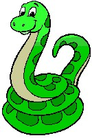 134x201 Snake clipart line art