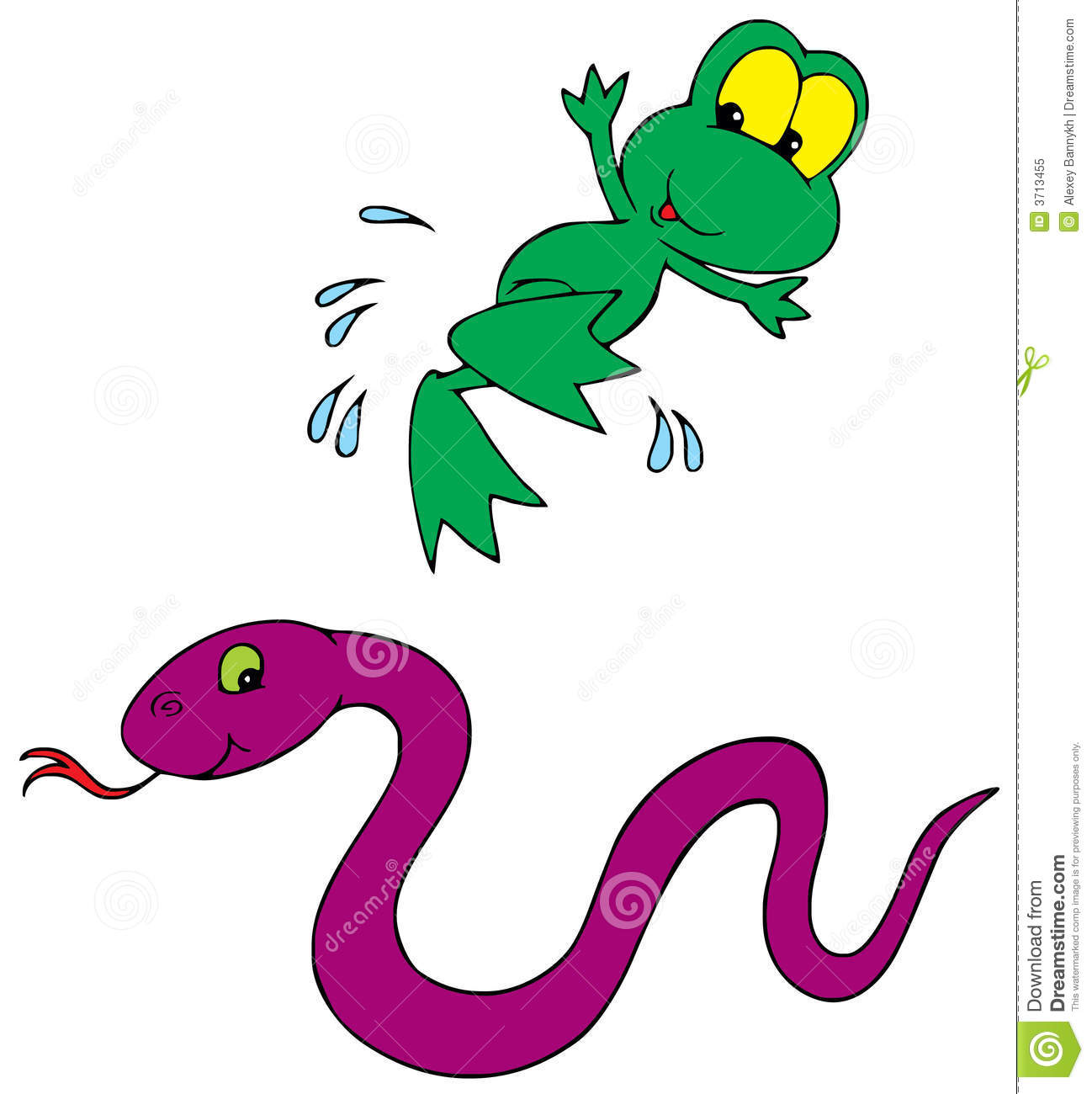 1298x1300 Snake clipart serpiente