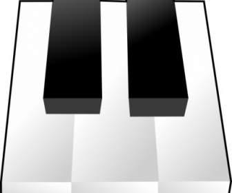336x280 Piano Keys Clip Art Vector Clip Art Free Vector Free Download