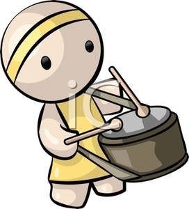 272x300 Image A Boy In A Yellow Outfit Playing The Snare Drums