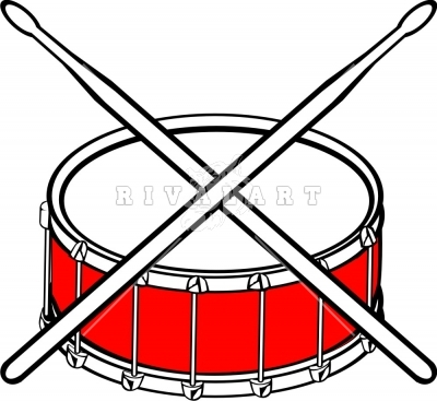 400x367 Snare Drum Clipart